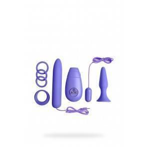 Вибронабор фиолетовый
