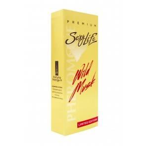 Духи с феромонами Wild Musk №4 философия аромата Eros Versace, женские, 10 мл