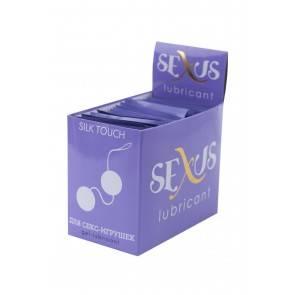 Гель-лубрикант Sexus на водной основе для секс-игрушек Silk Touch Toy 6 мл