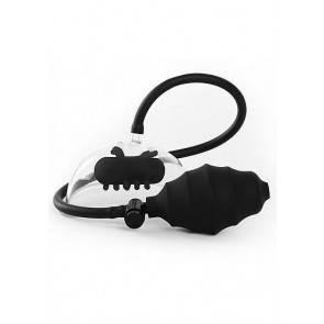 Вакуумная вибро-помпа OUCH! Black SH-OU216BLK Shotsmedia