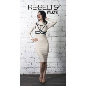 Портупея Valkyr Black 7722rebelts