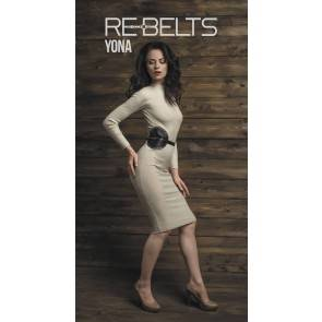 Пояс Yona Black 7715rebelts