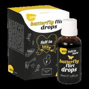 Биологически активная добавка к пище Butterfly flirt drops 77111-07 нет HOT Production