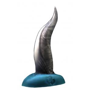 Фалломимтатор Дельфин small zoo122 Серо-голубой ERASEXA