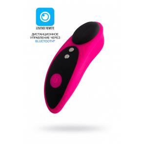 Вибростимулятор клитора в трусики LOVENSE Ferri, силикон, розовый, 7,4 см