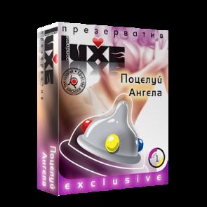 Презервативы Luxe №1 Поцелуй Ангела