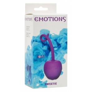 Стимулятор со смещенным центром тяжести Emotions Sweetie Purple 4004-01Lola
