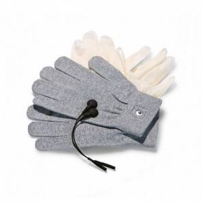 Перчатки для чувственного электромассажа MYSTIM MAGIC GLOVES 46600