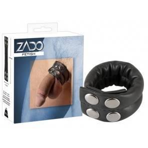 Zado Насадка на пенис из кожи