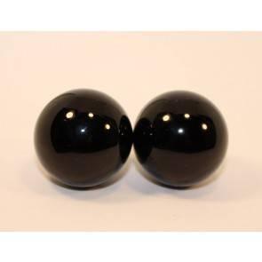 Шарики стеклянные черные 47175-3MM