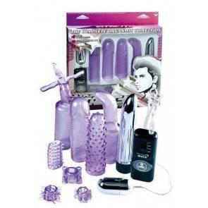 Вибронабор фиолетовый 11,5см