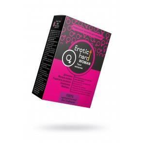 Кофейный напиток для женщин «Erotic hard» для повышения либидо и сексуальности, 100 гр Erotic hard