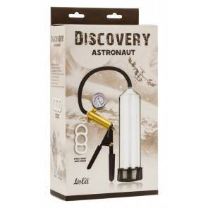Вакуумная помпа для члена Discovery Astronaut 6907-00Lola Прозрачный/Чёрный Lola Games Discovery