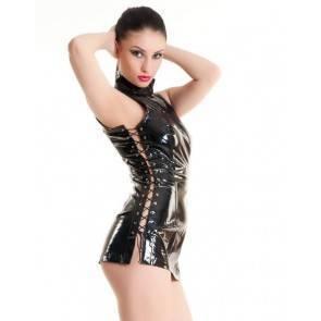 Платье черное-M/L