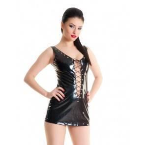 Платье черное-S/M