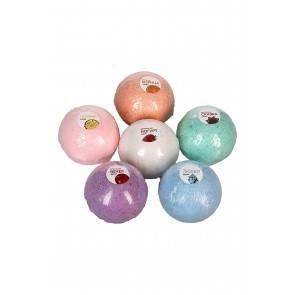 Бомбочка для ванны Штучки-дрючки ''Тропические фрукты'', 118 г, упаковка 5 шт